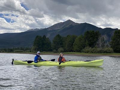 7/30 kayak tours