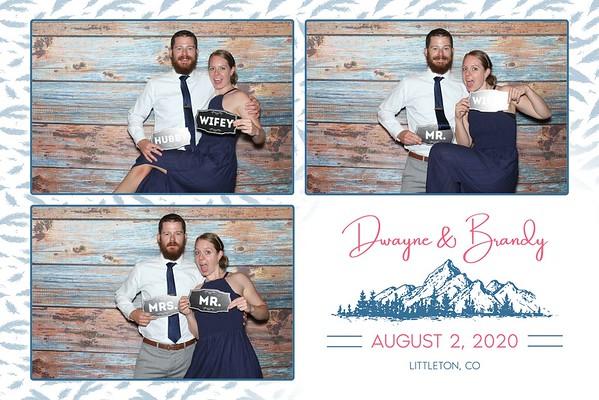 Brandy & Dwayne | August 2nd, 2020