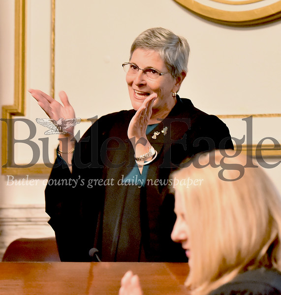 94474 Farewell Celebration for the Honorable Marilyn Horan in Courtroom 1 of the Butler County Courthouse