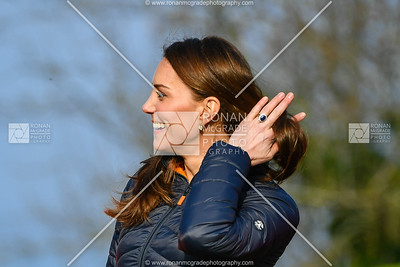 2019.02.27 The Duke and Duchess of Cambridge William and Kate visit Fermanagh