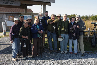 Cape May Birding Trip October 2010