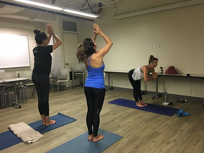 Survivor Empowerment: Vinyasa Yoga with Valerie