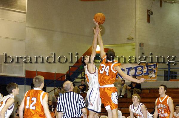 Ponitac Sophomore Basketball (2006-2007)