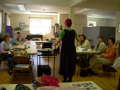 2008.04 - Lucy Neatby class