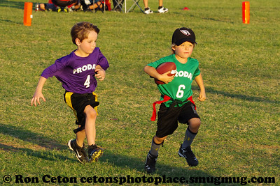 ProDay Football 6:15 Game 2