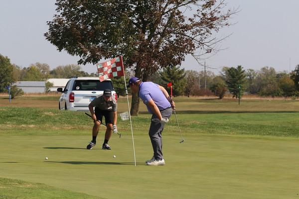 Oct. 6, 2020 - Hillsboro, Litchfield Boys Golf