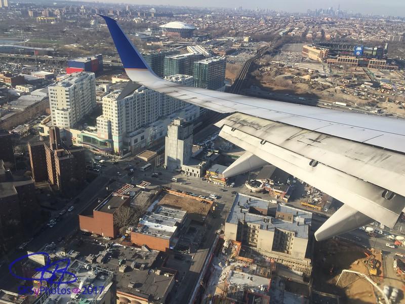 Landing at LaGuardia