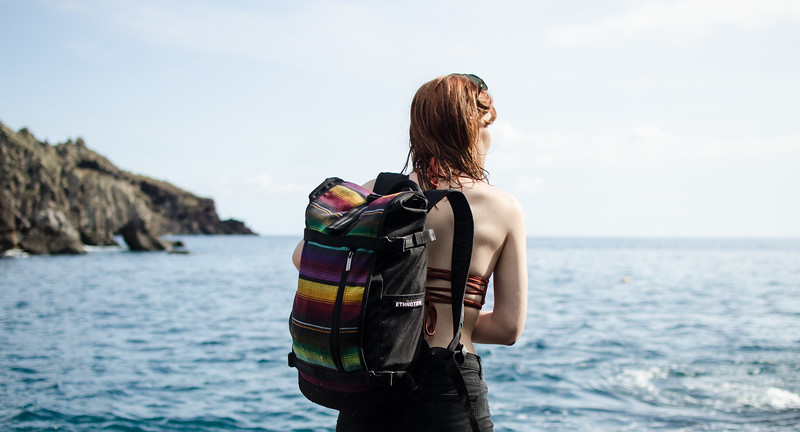 Ethnotek Backpacks