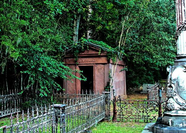 Edisto Island Presbyterian Church and Cemetery