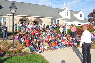 Swain School Fire Prevention Week program