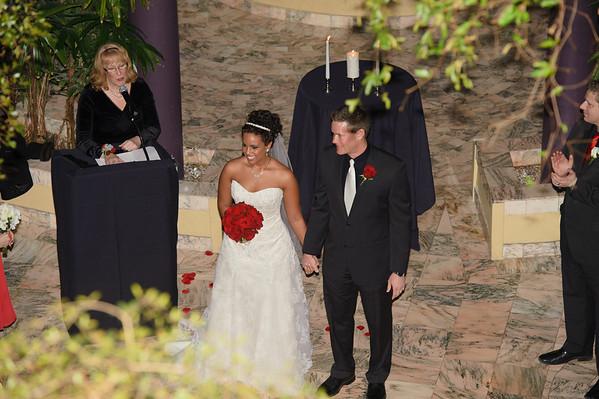 Rueben and Danielle Wedding