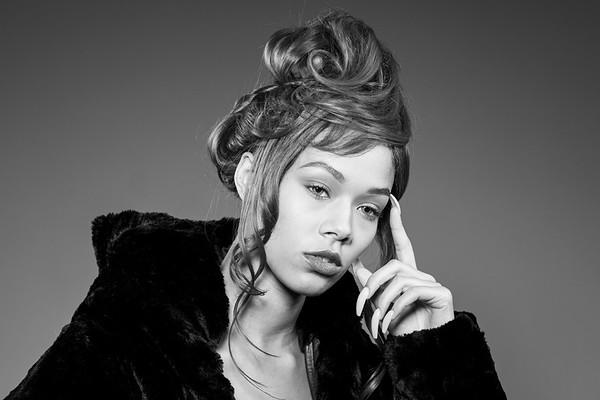Model: Staechell Brown