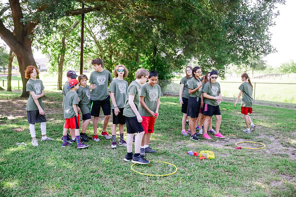 2017 Middle School Field Day