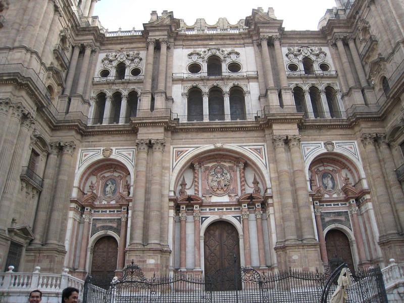 Malaga, Spain - Cathedral
