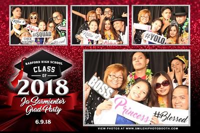 Ja's Graduation Party
