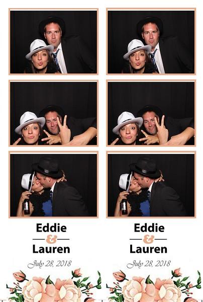 Eddie & Lauren's Wedding (07/28/18)
