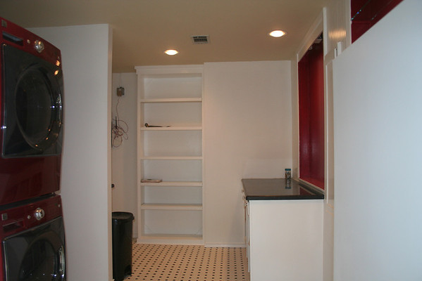 Bates Laundry room remodel