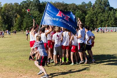 Milton XC 2013 Season