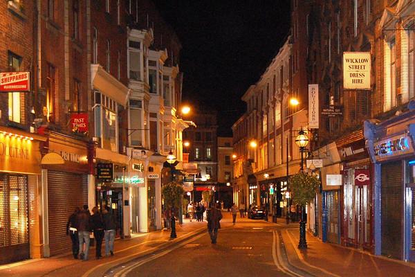 2007 Ireland Dublin