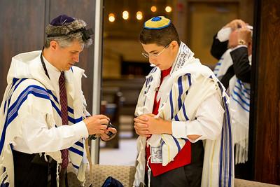 Joshua's Bar Mitzvah