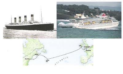 TITANIC Memorial Cruise Movies Update