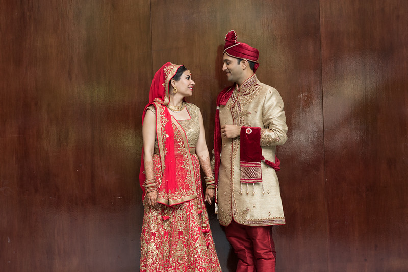 Niti and Ankit - Wedding