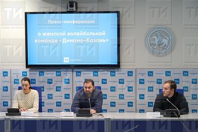 26.01.2018 - ПК о ЖВК Динамо Казань (Ильнар Тухбатов)