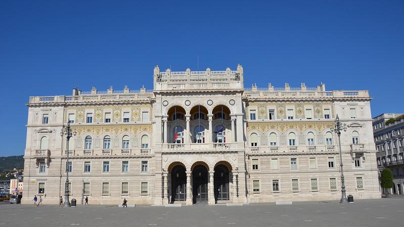 Palazzo del Governo. Trieste