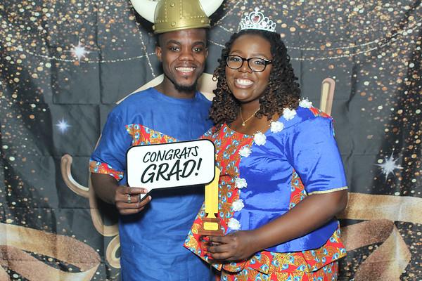 Congrats Grad Velma! 02.01.20