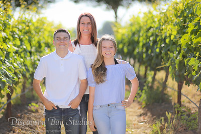 Jenn, Sophie, Shea Family Shoot 5-22-2018