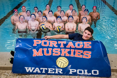 2016 Muskie Water Polo Team Photos