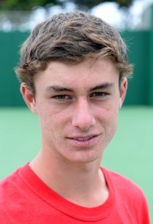 . Jake Douglas Palos Verdes HS Tennis Player. 6-13