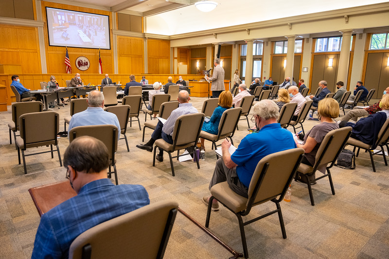 Village of Pinehurst Council Meeting