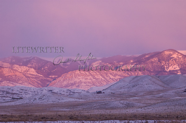 Wyoming Landscapes