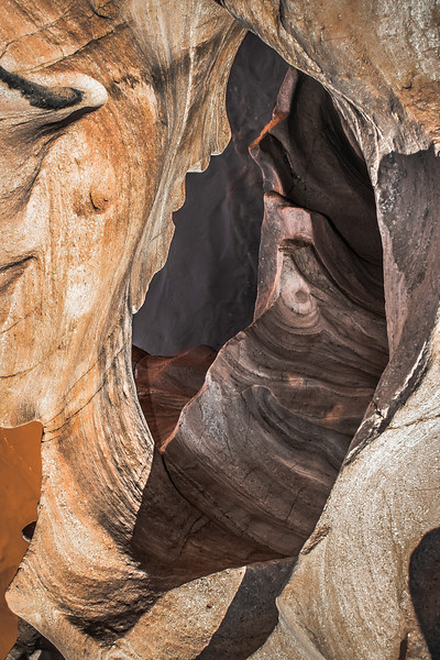 River Rock Sculpture