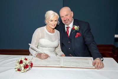 Marcia & David