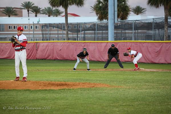 LHPS Varsity Baseball 5-3-2013