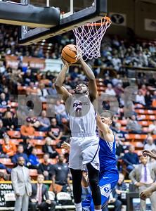 Pacific v BYU Basketball