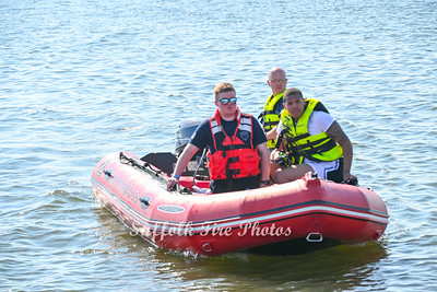 2nd Reported Water Rescue for Mastic Beach 6/6/2021.
