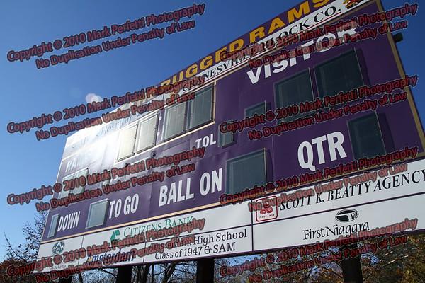 Little Giants Sr Superbowl 11-7-10