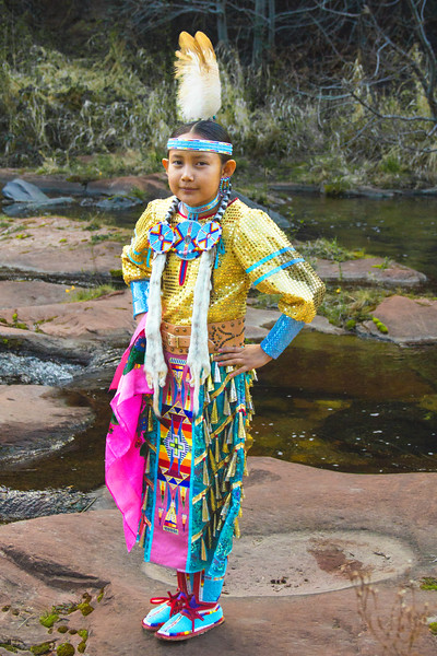 The Jingle Dancer