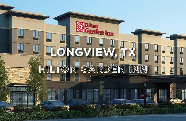 Longview, TX - Hilton Garden Inn