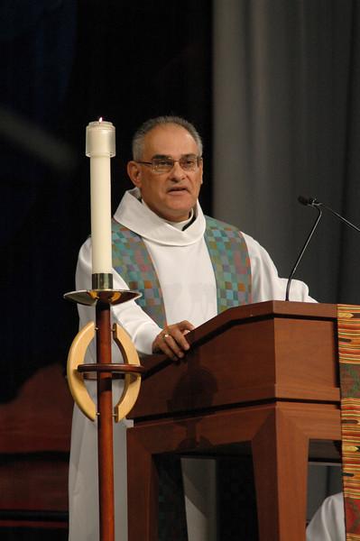 Pr. Rafael Mapica-Padilla (Preacher)
