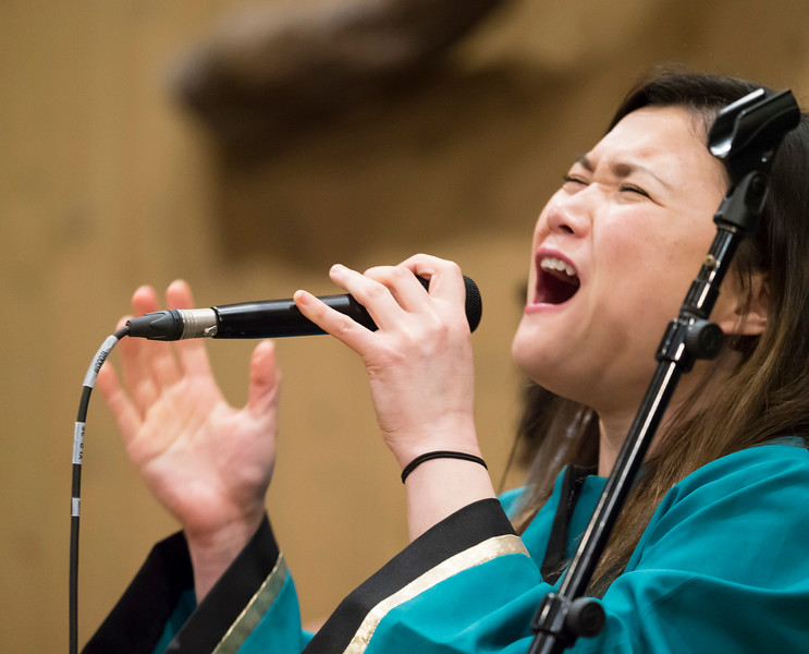 Benefit Concert by Oakland Interfaith Gospel Choir