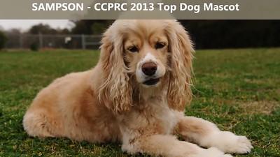 2013 Top Dog Mascots