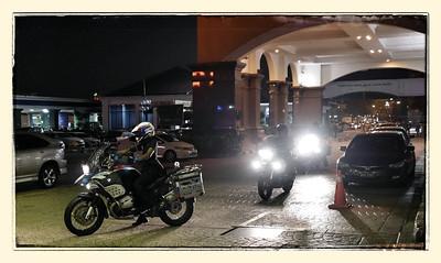 Johor Bahru Scenes, Malaysia - May 2014