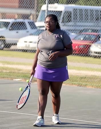 West Bladen women tennis 2013