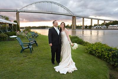 Heather & Dave @ Pell Gardens & The Chesapeake Inn (Chesapeake City, MD)