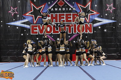 Black Widow Cheer Gym Love - Int'l Open 5
