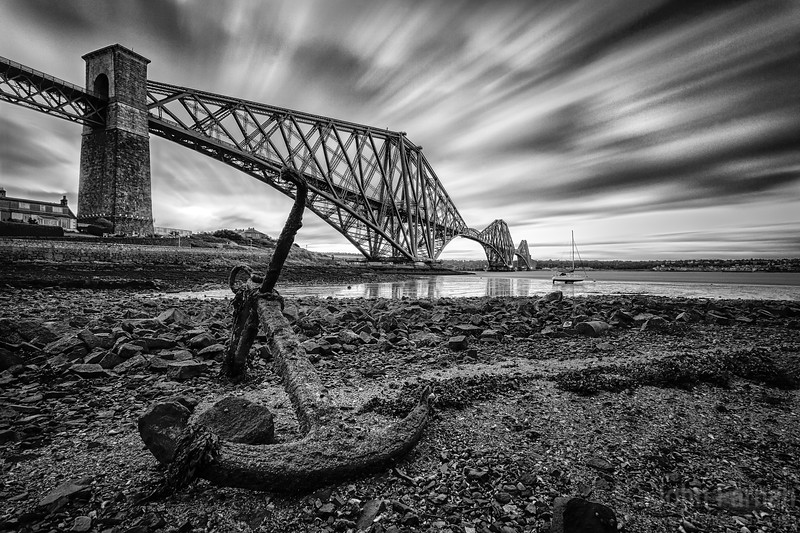 Forth Bridge, North Queensferry.